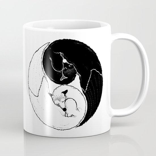 The Tao of Fox  Mug