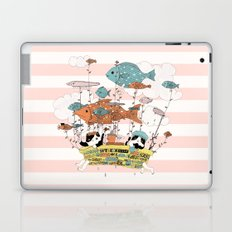 Bathtub Trip Laptop & iPad Skin