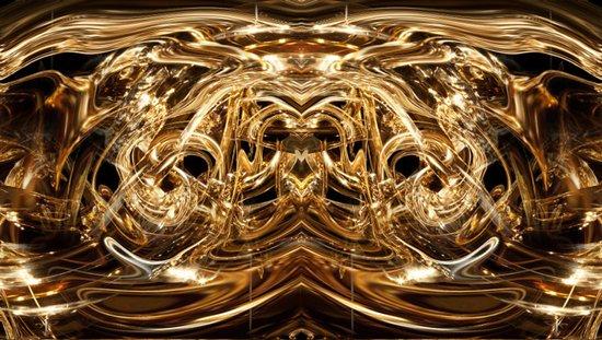oro duo Canvas Print