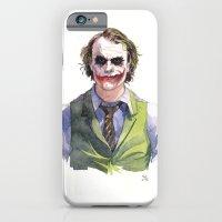 Heath Ledger (The Joker) iPhone 6 Slim Case