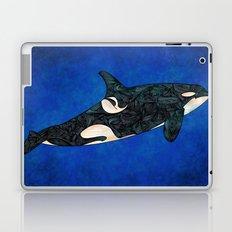 Killer Whale Laptop & iPad Skin