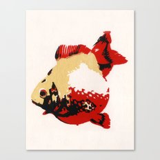 Gold Fish 1 Canvas Print