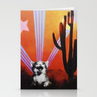 Mrow Stationery Cards