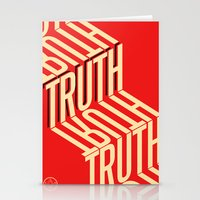 Finding Truth Stationery Cards