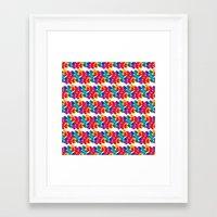 BP 85 Clover Framed Art Print