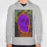 Halloween Skull Hoody