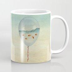 balloon fish Mug