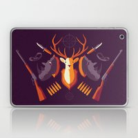 Hunter Memory Laptop & iPad Skin