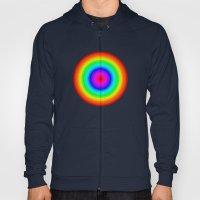 Rainbow Circle Hoody