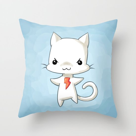 Bolt Throw Pillow