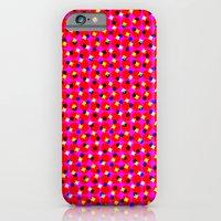 iPhone & iPod Case featuring PINK DOT & STAR  by Mr.DOT