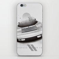 V2 iPhone & iPod Skin