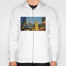 Chicago Bean Hoody