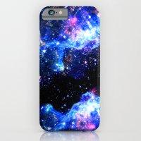 galaxy iPhone & iPod Cases featuring Galaxy by Matt Borchert