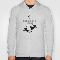 Dreams Come True In Neve… Hoody
