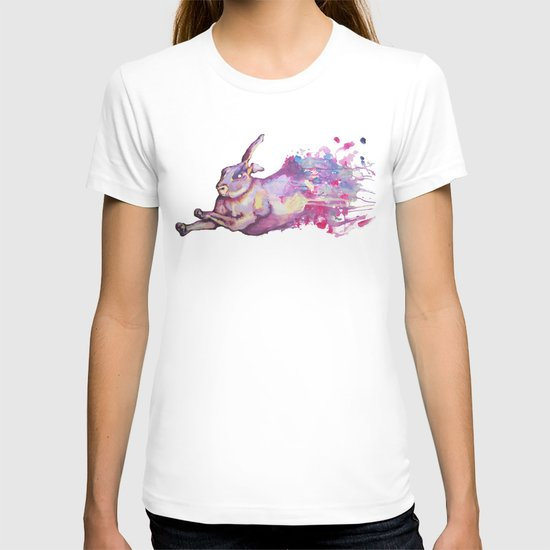 In which there is a rabbit-splosion  T-shirt