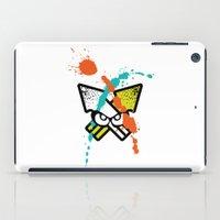 Splatoon - Turf Wars 4 iPad Case