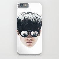 iPhone & iPod Case featuring Sea Boy Portrait by Antoine Dutilh