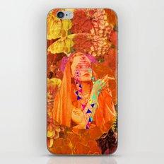 spaceflowerss iPhone & iPod Skin