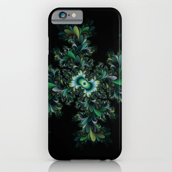 Leafy greens iPhone & iPod Case