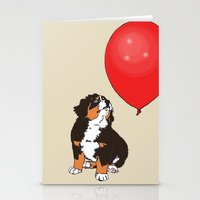 balloon Stationery Cards featuring Balloon by Meredith Mackworth-Praed