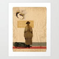 SAND// Art Print