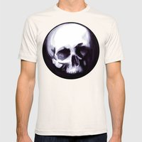 Bones I Mens Fitted Tee Natural SMALL
