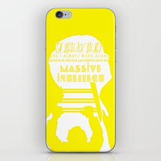 Massive Intellect iPhone & iPod Skin