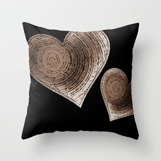 Groovy Kind Of Love Throw Pillow