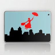 Mary Poppins  Laptop & iPad Skin
