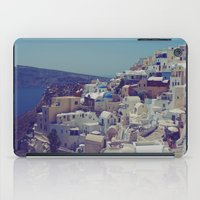 Oia, Santorini, Greece II iPad Case