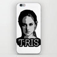 Divergent: Tris iPhone & iPod Skin