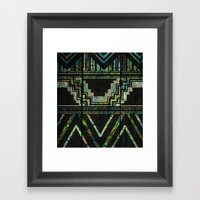 Pride Of The Natives Framed Art Print