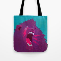 Voice of Thunder Tote Bag
