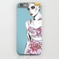 iPhone & iPod Case featuring D&G by Vicky Ink.