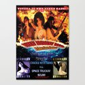 Vixen Highway 2006: It Came from Uranus! (2010)'. – Movie Poster Canvas Print