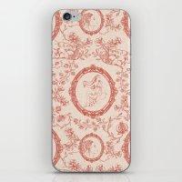 Toile De Jouy (persephon… iPhone & iPod Skin