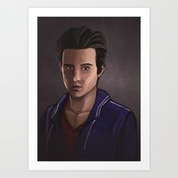 Jacob Wells | The Following Art Print