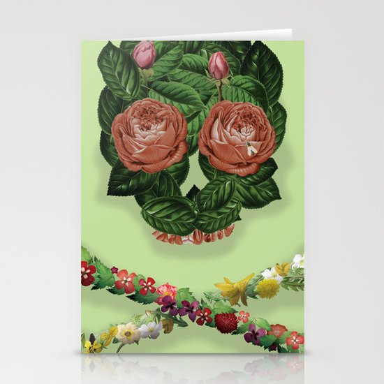Life Stationery Card