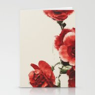Love Petals Stationery Cards