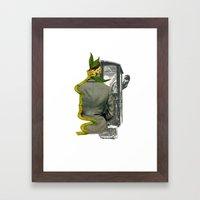We Aren't Always Who We Appear Framed Art Print