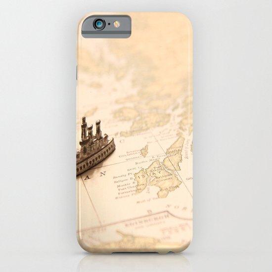 Travel Dreams iPhone & iPod Case