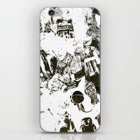 Who iPhone & iPod Skin