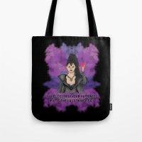 OUAT - Something Evil Th… Tote Bag