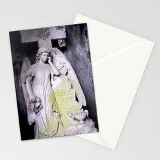 Blue angel Stationery Cards