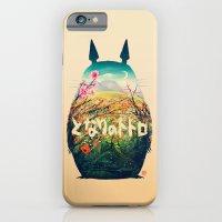 Forest Dream iPhone 6 Slim Case