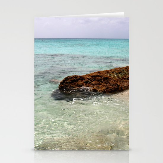 water Stationery Card