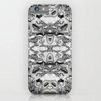 Madonnaguar Print iPhone 6 Slim Case