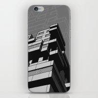 Southbank Flats iPhone & iPod Skin