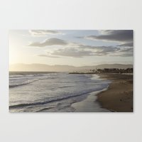 Los Angeles II Canvas Print
